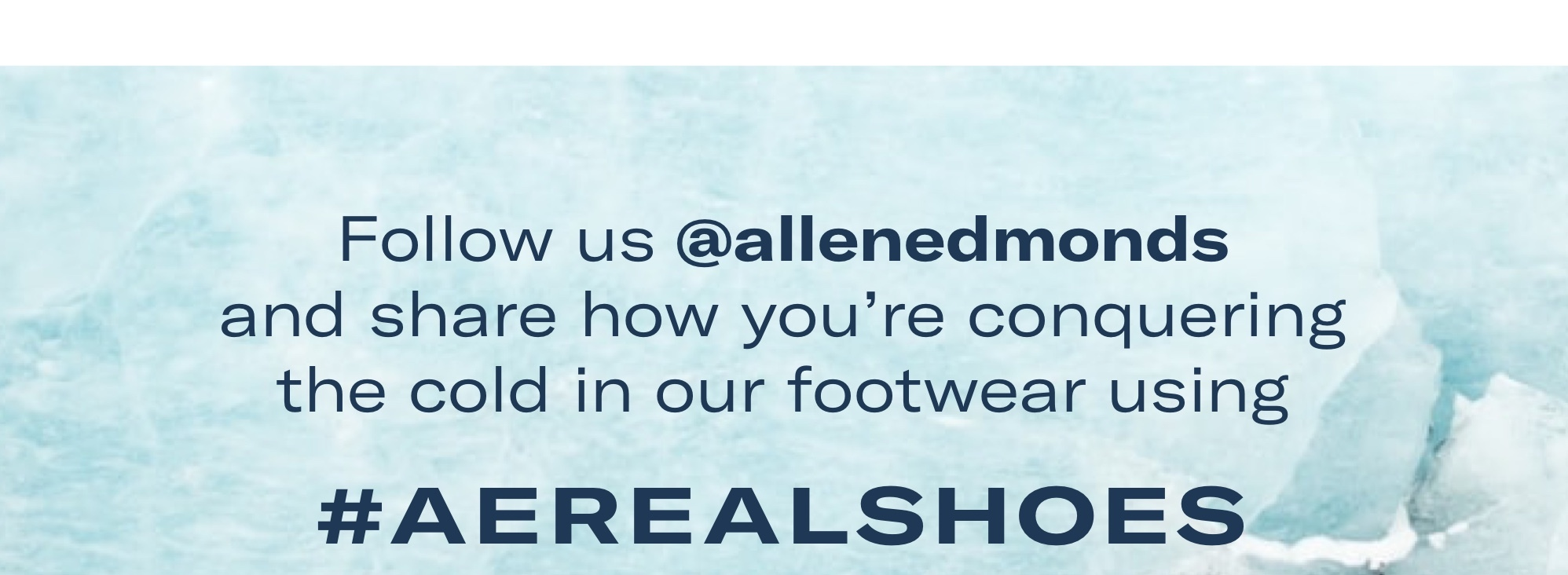 Show us your style with #AERealShoes