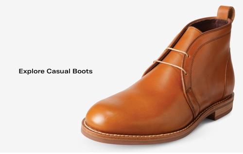 Explore Casual Boots