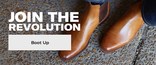 Join the Revolution - Boot UP