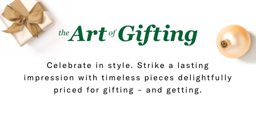 The Art of Gifting - Explore Holiday Gifts