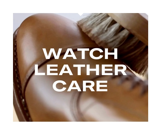 Watch Leather Care
