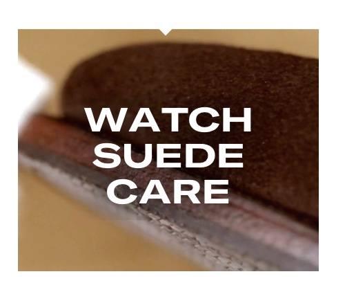 Watch Suede Shoe Care